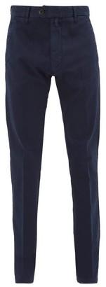 J.w.brine J.w. Brine - James Cotton-blend Chino Trousers - Black