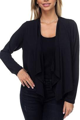 Ariella Usa BLACK SHRUG