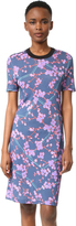 Carven Printed T-Shirt Dress