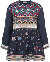 Alice + Olivia Alice+Olivia embroidered jacket