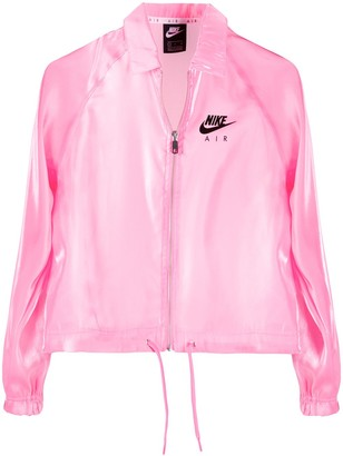 Nike Logo Print Sports Jacket
