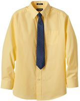 Chaps Boys 8-18 Shirt & Tie Set