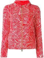Herno high neck puffer jacket