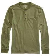Club Room Men's Heathered Henley, Created for Macy's
