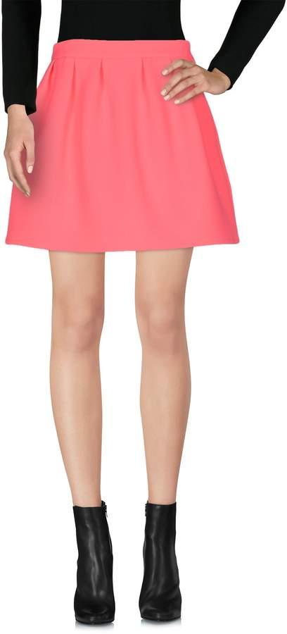 MAISON KITSUNÉ Mini skirts - Item 35303443