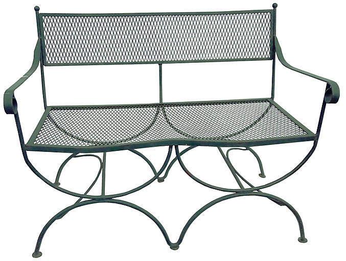 one kings lane vintage outdoor furniture shopstyle rh shopstyle com