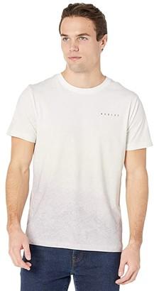 Hurley Palm Tree Collection Short Sleeve Print Fashion T-Shirt (Mystic Stone) Men's Clothing