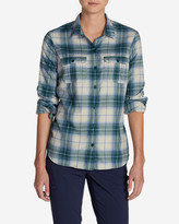 Eddie Bauer Women's Expedition Flannel Shirt