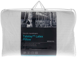 Heritage Talalay Latex Pillow White