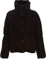 SAM. Sophia Velvet Puffer Jacket
