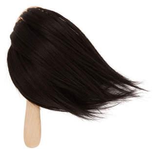 Bless Black Big Hairbrush