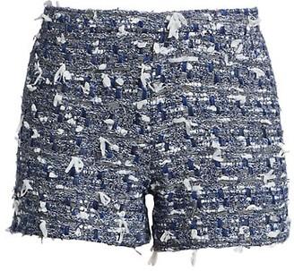 Frederick Anderson Tweed Shorts