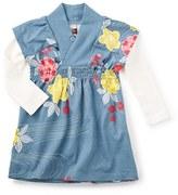 Tea Collection 'Riko - Double Decker' Dress (Baby Girls)
