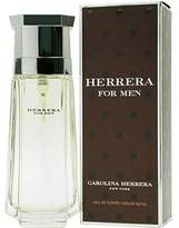 Carolina Herrera Herrera by 100ml / 3.4 oz Edt Spray for Men