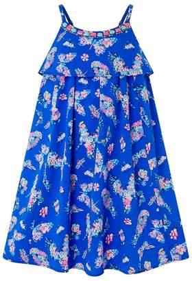 Monsoon - Blue 'Kecia' Dress
