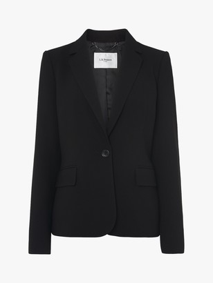 LK Bennett Frieda Jacket, Black