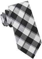 William Rast Dominick Grid Silk Tie