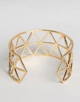 NY:LON Geo Cuff Bracelet