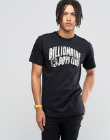 Billionaire Boys Club T-Shirt With Reflective Logo