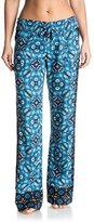Roxy Junior's Oceanside Printed Beach Pant