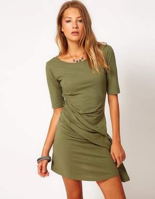 Religion Ihija Twist Dress-Green