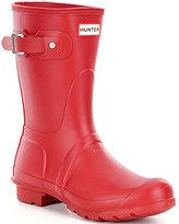Hunter Women's Original Short Matte Rain Boots