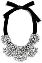 BaubleBar Crystal Shatter Statement Necklace