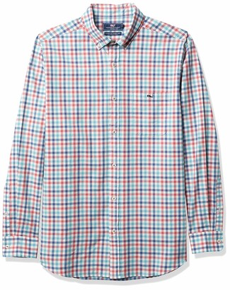 Vineyard Vines Men's Classic Marsh Tucker Button Down Shirt