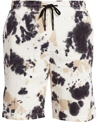 Madison Supply Tie-Dye Popover Shorts