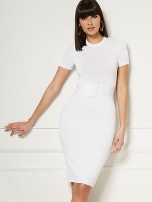 New York & Co. Cornelia Sweater Dress - Eva Mendes Collection