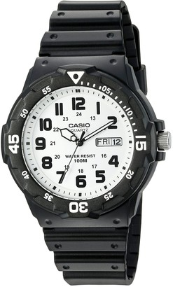 Casio Men's Sports Quartz Watch with Resin Strap