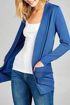 Active Basic Weekender Blue Cardigan