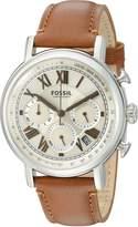 Fossil Men's FS5117 Analog Display Analog Quartz Watch
