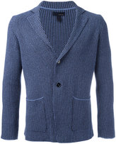Lardini houndstooth pattern blazer - men - Cotton - S