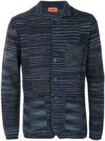 Missoni striped knitted jacket