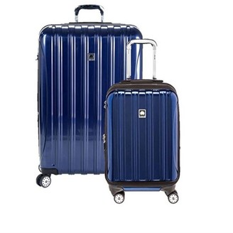 Delsey Paris Helium Aero 2pc Luggage Set -