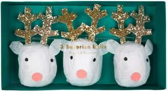 Meri Meri Reindeer Surprise Balls