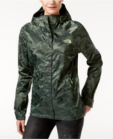 The North Face Venture Camo-Print Waterproof Jacket