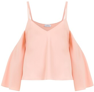 Olympiah Titicaca cropped top