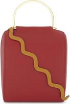 Roksanda Besa leather ring handle shoulder bag