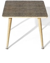 DENY Designs Denim Rain Side Table