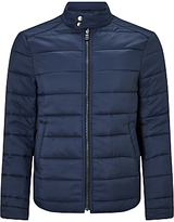 John Lewis Padded Jacket, Navy