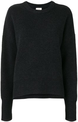 Le Kasha Boxy-Fit Knitted Jumper