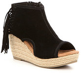 Minnetonka Blaire Wedges