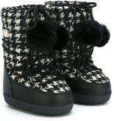 Dolce & Gabbana 'Moon' snow boots