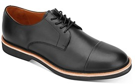 Gentle Souls by Kenneth Cole Men's Greyson Buck Leather Oxford Dress Shoes