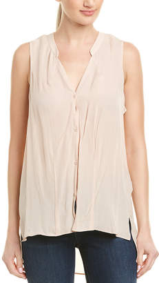 Acrobat Georgette Silk Top