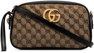 Gucci Marmont quilted camera bag