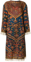 Maurizio Pecoraro carpet print dress