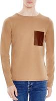 Sandro Pocket Sweater